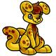 Yellow Doyle Plushie