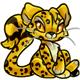 Yellow Figaro Plushie