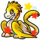 Enchanted Yellow Gobble Plushie