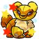 Enchanted Yellow Ideus Plushie
