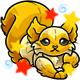 Enchanted Yellow Kaala Plushie