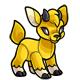 Yellow Kidlet Plushie