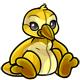 Yellow Newth Plushie