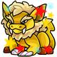 Enchanted Yellow Oglue Plushie