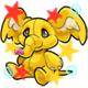 Enchanted Yellow Phanty Plushie