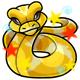 Enchanted Yellow Poera Plushie