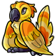 Yellow Pucu Plushie