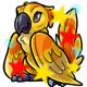 Enchanted Yellow Pucu Plushie