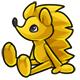 Yellow Rofling Plushie