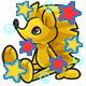Enchanted Yellow Rofling Plushie