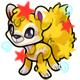 Enchanted Yellow Tasi Plushie