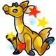Enchanted Yellow Viotto Plushie