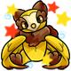 Enchanted Yellow Walee Plushie