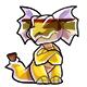 Yellow Yakubi Potion