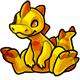 Yellow Zetlian Plushie