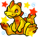 Enchanted Yellow Zetlian Plushie