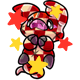 Enchanted Checkered Zoink Plushie