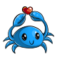 Blue Adorab