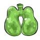 Apple Gummy Lungs