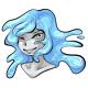Aquarius Wig