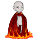 Aries Flame Cape