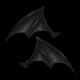 Baby Bat Hair Extensions