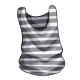Baggy Striped Tank Top