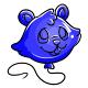 Blue Justin Balloon