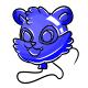 Blue Snookle Balloon