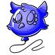 Blue Walee Balloon