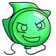Green Kronk Balloon