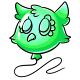 Green Walee Balloon