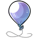 Ice Fairy Balloon