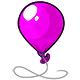 Magenta Balloon