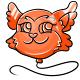 Orange Kaala Balloon