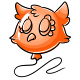 Orange Walee Balloon