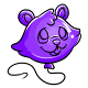 Purple Justin Balloon