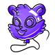 Purple Snookle Balloon