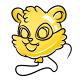 Yellow Snookle Balloon