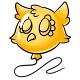 Yellow Walee Balloon