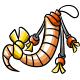 Basil Tail Charm