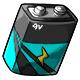 Aqua 9V Battery