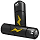 Black AA Battery