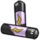 Lilac AA Battery