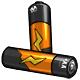 Orange AA Battery