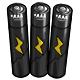 Black AAA Battery