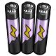 Lilac AAA Battery