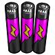 Magenta AAA Battery