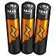 Orange AAA Battery