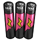 Pink AAA Battery